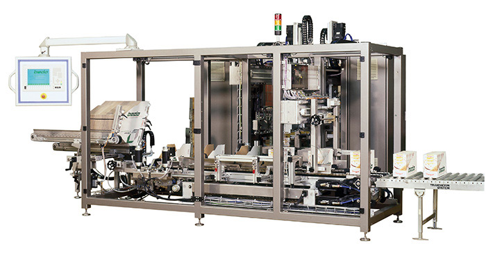 Side loader - bedo packaging machines